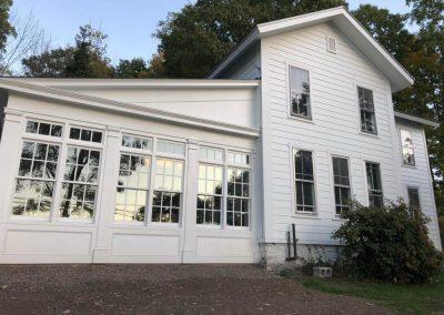 Farmhouse Hardieboard Siding