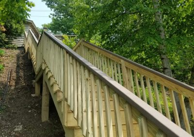 Stairway to Lakefront