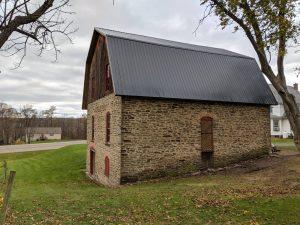 Metal Barn roof
