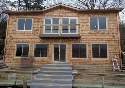 Keuka Lake Second Story Addition and Remodel