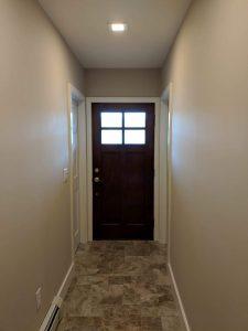door in addition