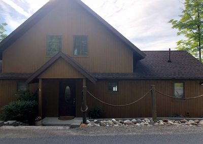 New Exterior Stain for Wood Siding