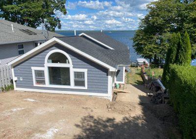 Lakeside Cottage Addition