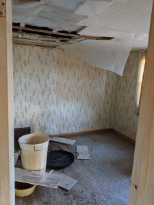 """""""Before"""" bedroom remodel"""
