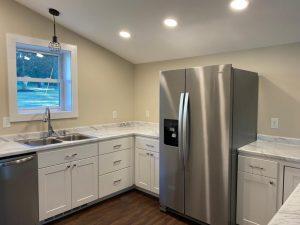 """""""after"""" kitchen remodel"""