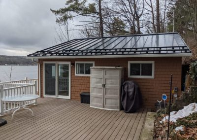 New Roof, Windows & Door